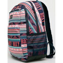Roxy - Plecak. Szare plecaki damskie Roxy, z poliesteru. W wyprzedaży za 169.90 zł.