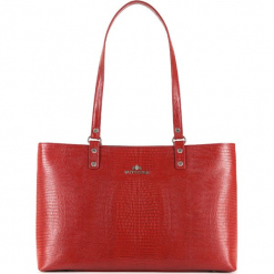 Torebka damska 15-4-205-3J. Czerwone torebki do ręki damskie Wittchen. Za 479.00 zł.