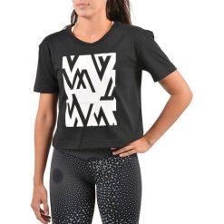 Reebok Koszulka damska Wor CS Easy Tee czarna r. XS ( BQ2336). T-shirty damskie Reebok. Za 103.12 zł.