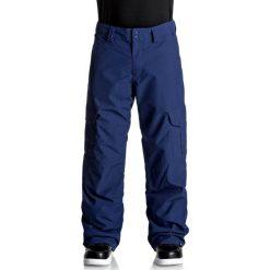 Quiksilver PORTER  Spodnie narciarskie blue. Spodnie snowboardowe męskie marki WED'ZE. W wyprzedaży za 566.10 zł.