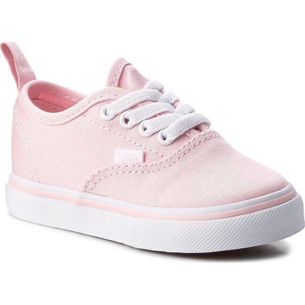 f56b883857f79 Tenisówki VANS - Authentic Elastic VN0A38E8Q1C Chalk Pink/True White ...