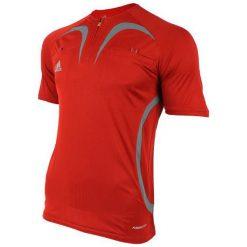 Adidas Koszulka sędziowska czerwona r. S  (069082). T-shirty i topy dla dziewczynek Adidas. Za 26.75 zł.