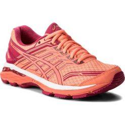 Buty ASICS - GT-2000 5 Flash Coral/Coral Pink/Bright Rose. Brązowe obuwie sportowe damskie Asics, z materiału. W wyprzedaży za 289.00 zł.