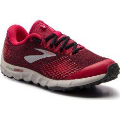 Buty BROOKS - PureGrit 7 120280 1B 688 Pink/Black/Grey. Czerwone obuwie sportowe damskie Brooks, z materiału. Za 449.00 zł.