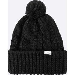 Levi's - Czapka. Brązowe czapki i kapelusze damskie Levi's, z dzianiny. Za 129.90 zł.