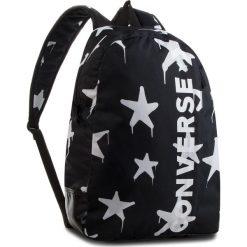 Plecak CONVERSE - 10009018-A01 001. Czarne plecaki damskie Converse, z materiału, sportowe. W wyprzedaży za 119.00 zł.