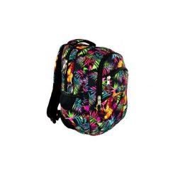 Plecak młodzieżowy St.Right Tropical Island. Czarna torby i plecaki dziecięce St-Majewski, z materiału. Za 117.00 zł.