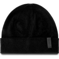 Czapka męska CALVIN KLEIN - Essential Beanie K50K503581 001. Czarne czapki i kapelusze męskie Calvin Klein. W wyprzedaży za 199.00 zł.