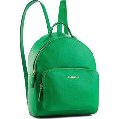 Plecak COCCINELLE - DF8 Clementine Soft E1 DF8 14 01 01 Alien Green G05. Zielone plecaki damskie Coccinelle, ze skóry, eleganckie. Za 1,299.90 zł.