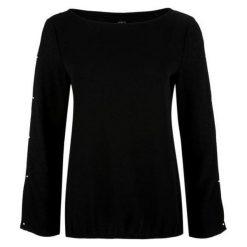 S.Oliver T-Shirt Damski 38 Czarny. Czarne t-shirty damskie S.Oliver. Za 139.00 zł.
