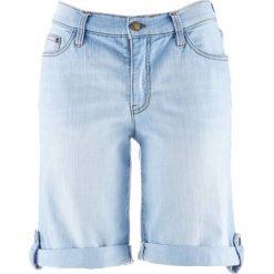 Szorty dżinsowe bonprix jasnoniebieski. Szorty damskie marki KIPSTA. Za 74.99 zł.