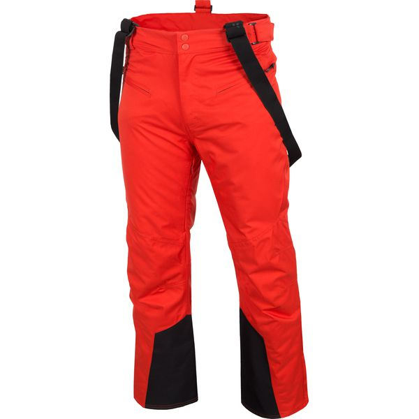 f7872f33a Spodnie narciarskie męskie SPMN251 - czerwony - Spodnie snowboardowe ...