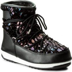 Śniegowce MOON BOOT - Low Mirror Wp 24007000001 Nero. Śniegowce i trapery damskie Moon Boot, z materiału. W wyprzedaży za 519.00 zł.