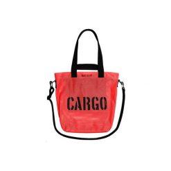 Torba MESH MEDIUM - kolory. Czerwone torby na ramię damskie Cargo by owee. Za 299.00 zł.