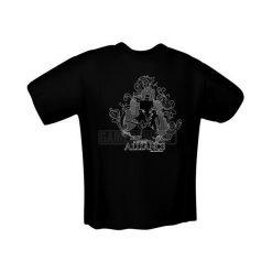 GamersWear FOR THE ALLIANCE T-Shirt czarna (M) ( 5139-M ). Czarne t-shirty i topy dla dziewczynek GamersWear. Za 92.66 zł.