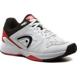 Buty HEAD - Revolt Pro 2.5 273028  White/Red 065. Białe buty sportowe męskie Head, z materiału. Za 559.00 zł.
