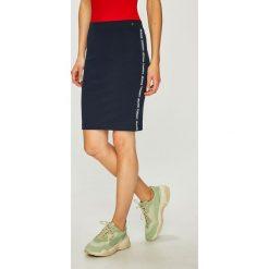 Tommy Jeans - Spódnica. Spódnice damskie marki Tommy Jeans. Za 299.90 zł.