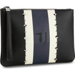 Torebka TRUSSARDI JEANS - Blondie 75B00213 K299. Niebieskie torebki do ręki damskie TRUSSARDI JEANS, z jeansu. W wyprzedaży za 299.00 zł.