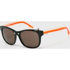 Diesel - Okulary DL0048 52J. Brązowe okulary przeciwsłoneczne męskie Diesel. W wyprzedaży za 369.90 zł.