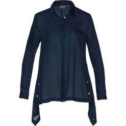 Bluzka z nadrukiem bonprix ciemnoniebieski. Niebieskie bluzki damskie bonprix, z nadrukiem. Za 99.99 zł.
