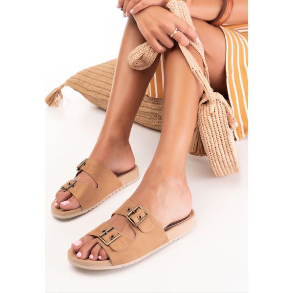 Sandały R.POLAŃSKI 1103 fuksja. Nowoczesny fason ze skóry