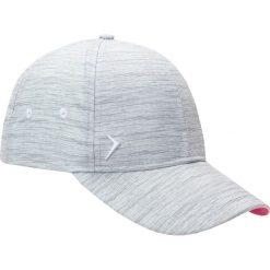 Czapka damska CAD600 - chłodny jasny szary - Outhorn. Szare czapki i kapelusze damskie Outhorn, z materiału. Za 29.99 zł.