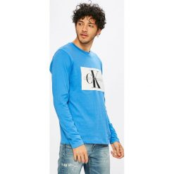 Calvin Klein Jeans - Longsleeve. Bluzki z długim rękawem męskie marki Marie Zélie. Za 279.90 zł.