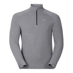 Odlo Bluza Odlo Midlayer 1/2 zip SNOWBIRD  - 222002 - 222002/15700/L. Bluzy sportowe męskie Odlo. Za 101.61 zł.