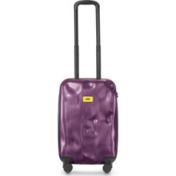 Walizka Bright kabinowa Purple. Fioletowe walizki męskie Crash Baggage. Za 839.00 zł.