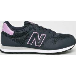 New Balance - Buty GW500RNP. Szare obuwie sportowe damskie New Balance, z materiału. W wyprzedaży za 259.90 zł.