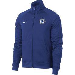 Nike Bluza męska Chelsea FC niebieska r. S (905498 417). Bluzy męskie marki KALENJI. Za 175.77 zł.