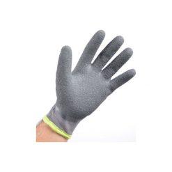 Rękawiczki wędkarskie Glove Fit Thermo. Brązowe rękawiczki damskie CAPERLAN, z elastanu. Za 39.99 zł.