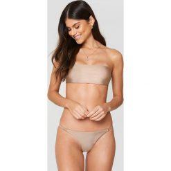 FAYT Dół od bikini Brooks - Brown. Brązowe bikini damskie FAYT. Za 76.95 zł.