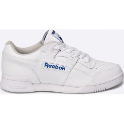 Reebok Classic - Buty Workout Plus. Szare buty sportowe męskie Reebok Classic, z materiału. W wyprzedaży za 279.90 zł.