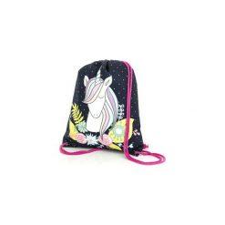 Worek - Plecak z jednorożcem Unicorn Flower Collection. Torby i plecaki dziecięce marki Tuloko. Za 45.00 zł.