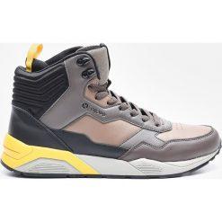 Sportowe buty CHRONIC - Khaki. Brązowe buty sportowe męskie Cropp. W wyprzedaży za 149.99 zł.