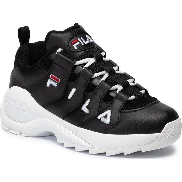 Sneakersy FILA 1010709.25Y Black