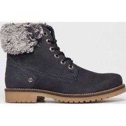 Wrangler - Buty Creek Alaska. Czarne obuwie sportowe damskie Wrangler. Za 449.90 zł.