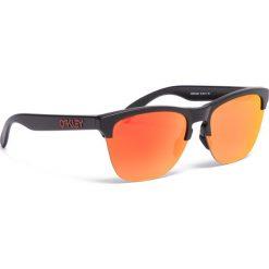 Okulary przeciwsłoneczne OAKLEY - Frogskins Lite OO9374-0463 Matte Black/Prizm Ruby. Okulary przeciwsłoneczne damskie marki QUECHUA. W wyprzedaży za 449.00 zł.