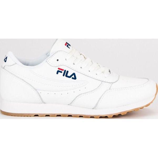 Fila Buty męskie Orbit jogger low białe r. 46 (1010264-1FG)