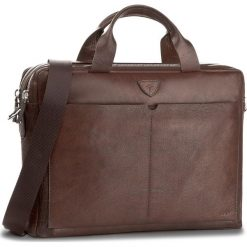 Torba na laptopa JOOP! - Brenta 4140003469 Dark Brown 702. Brązowe torby na laptopa damskie JOOP!, ze skóry. Za 1,409.00 zł.