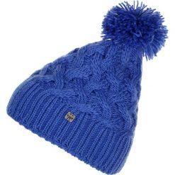 Woox Czapka Zimowa z Pomponem Unisex | Niebieska Sky Beanie - Sky Beanie  -          - 8595564749042. Czapki i kapelusze męskie Woox. Za 38.98 zł.