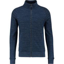 BOSS CASUAL ZTATE Bluza rozpinana dark blue. Kardigany męskie BOSS CASUAL, z bawełny. W wyprzedaży za 463.20 zł.