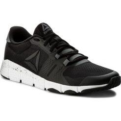 Buty Reebok - Trainflex 2.0 BS9906 Black/Alloy/Wht. Czarne buty sportowe męskie Reebok, z materiału. W wyprzedaży za 239.00 zł.