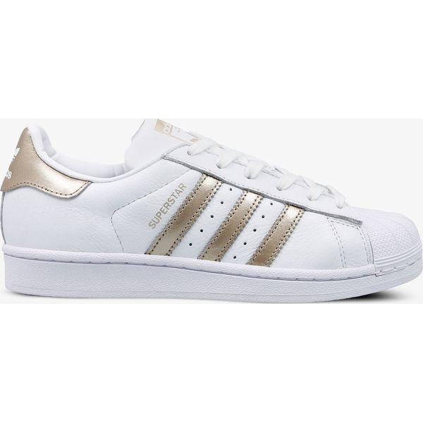 d2b169b9 Adidas Buty damskie Superstar białe r. 36 (CG5463) - Obuwie sportowe ...