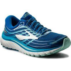 Buty BROOKS - Glycerin 15 120247 1B 484  Blue/Mint/Silver. Niebieskie obuwie sportowe damskie Brooks, z materiału. W wyprzedaży za 449.00 zł.