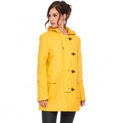 """Parka """"Chloe"""" w kolorze żółtym. Żółte parki damskie Cosy Winter. W wyprzedaży za 272.95 zł."""