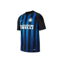 Koszulka krótki rękaw do piłki nożnej Inter Mediolan. T-shirty damskie marki DOMYOS. Za 289.99 zł.