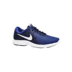 Buty do szybkiego marszu Revolution 4 męskie. Niebieskie buty sportowe męskie Nike. Za 199.99 zł.