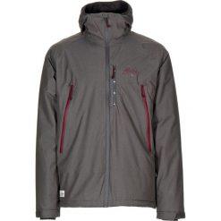 """Kurtka narciarska """"Dallas"""" w kolorze szarym. Szare kurtki snowboardowe męskie Maloja, z materiału. W wyprzedaży za 560.95 zł."""